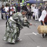 【写真で振り返る平成30年春まつり】米俵相撲大会