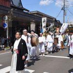 【写真で振り返る令和元年春まつり】神明社神輿渡御