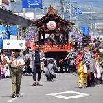 【写真で振り返る令和元年春まつり】太鼓山車