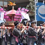 【写真で振り返る令和元年春まつり】子供神輿・大人神輿